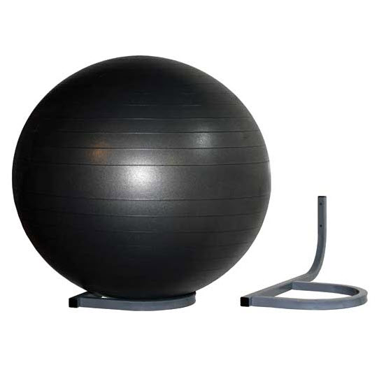 Stability Ball Wall Rack: Therapy Ball Wall Storage Rack BUY NOW
