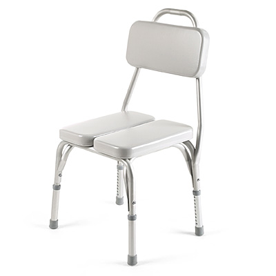 Vinyl Padded Shower Chair Discount Sale Free Shipping