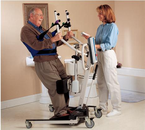 Standing Slings For Invacare Lifts Free Shipping
