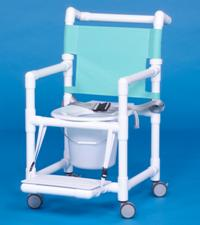 Select Line Shower Chair Commodes
