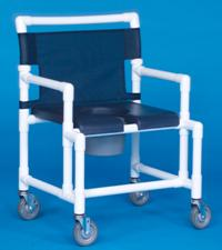 Oversize Shower Chair Commodes
