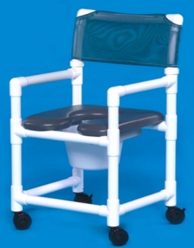 Soft Seat Shower Commode Chairs FREE Shipping