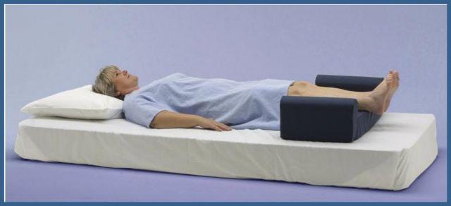 Heelzup Therapeutic Heel Elevating Cushion