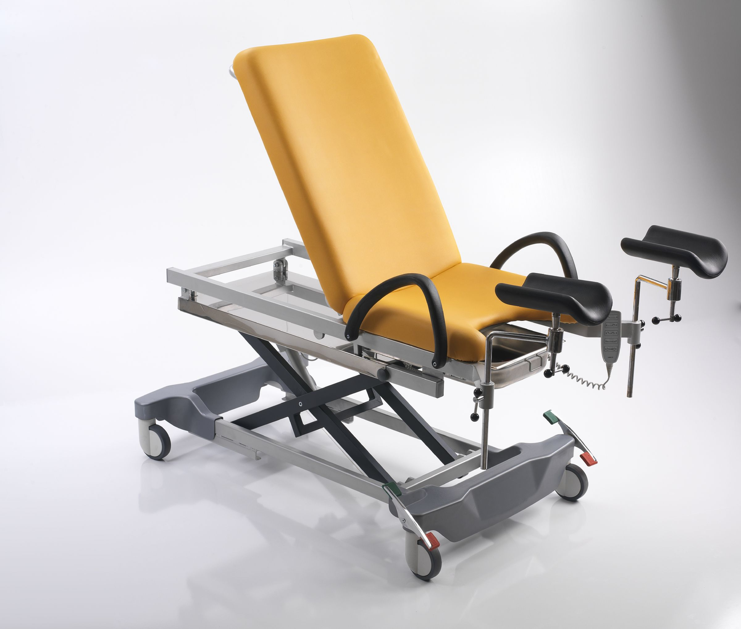 Gynecology And Obstetric Examination Chair