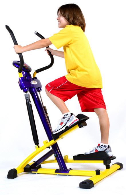 Kids Cardio Stepper Elementary Size By Kidsfit
