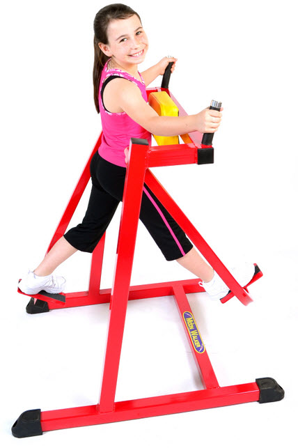 Kids Pediatric Cardio Fitness Moonwalker (Elementary Size