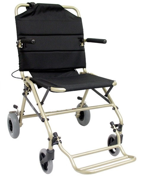 Ultra Lightweight Travel Transport Chair By Karman Healthcare