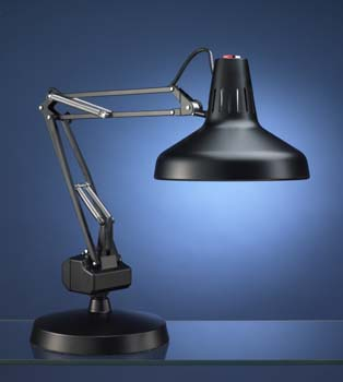 Luxo Combo Desk Lamp For Natural Color Rendition