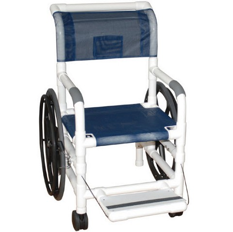 Pool Wheelchair With Mesh Sling Seat Free Shipping