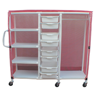 Combination Medical Storage Cart Free Shipping