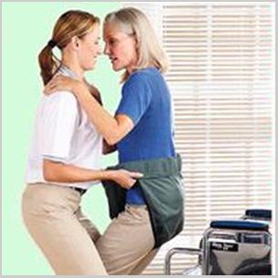 SafetySure Marys Aide Patient Transfer Sling