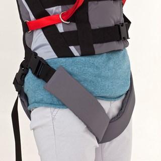 All Terrain Wheelchair >> Groin Strap for Molift RgoSling Ambulating Vest