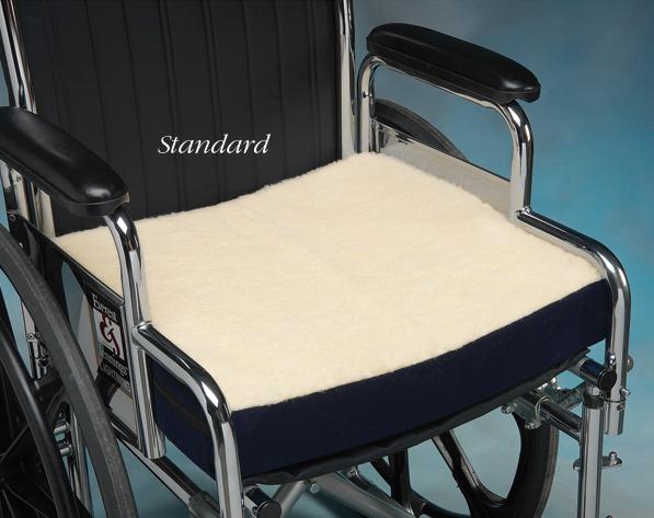Standard Gel Seat CushionFoam and Gel Seat Wheelchair Cushion. Gel Chair Pads And Cushions. Home Design Ideas