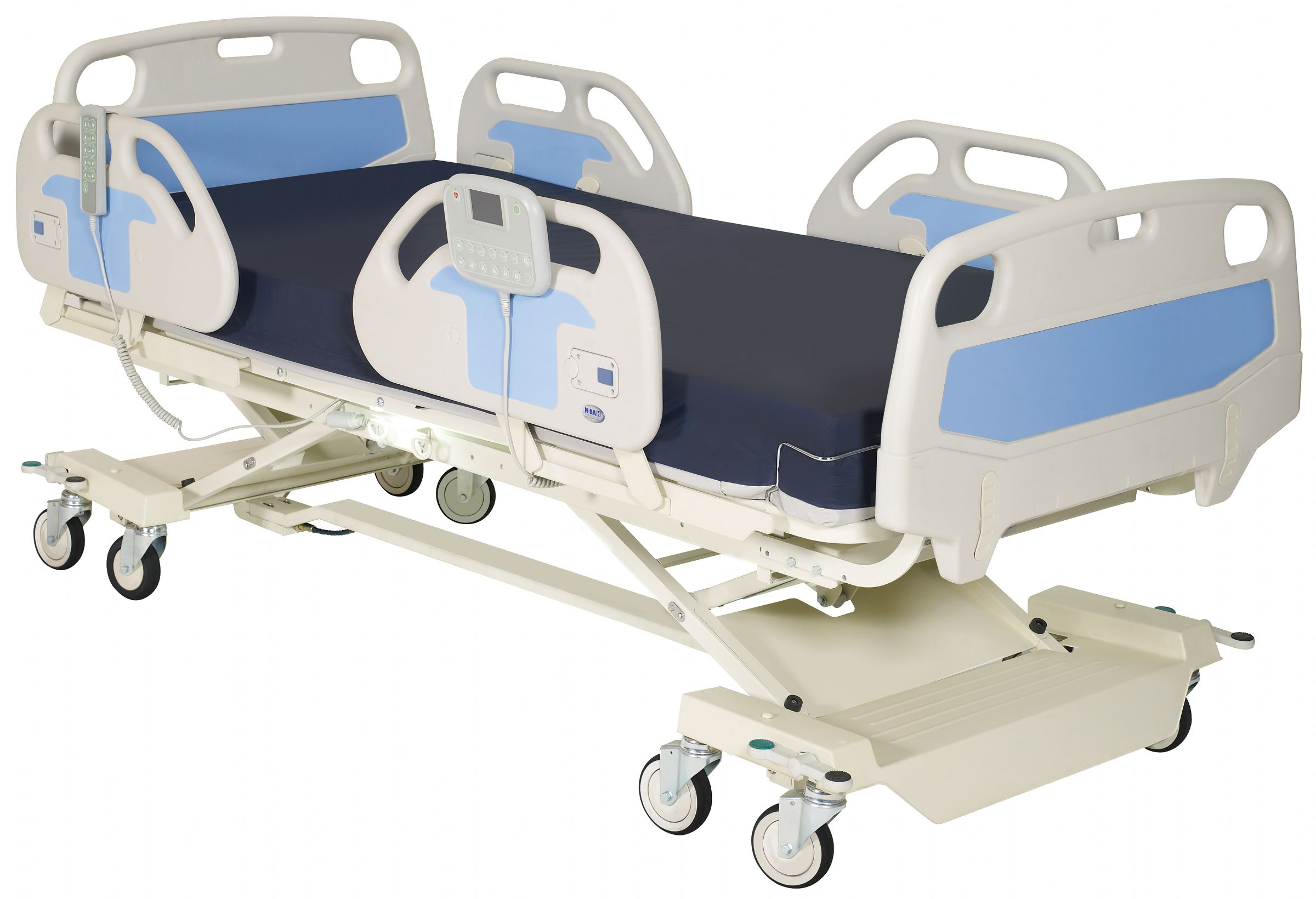 Noa Hospital Platinum Ns Bed Package For Home Or Hospital Use