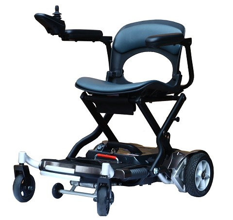 Passport Folding Power Wheelchair Free Shipping