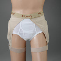 Posey Hipsters EZ-On Brief