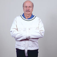 Posey 8118 http://www.rehabmart.com/product/posey-straitjacket-prescription-required-18124.html