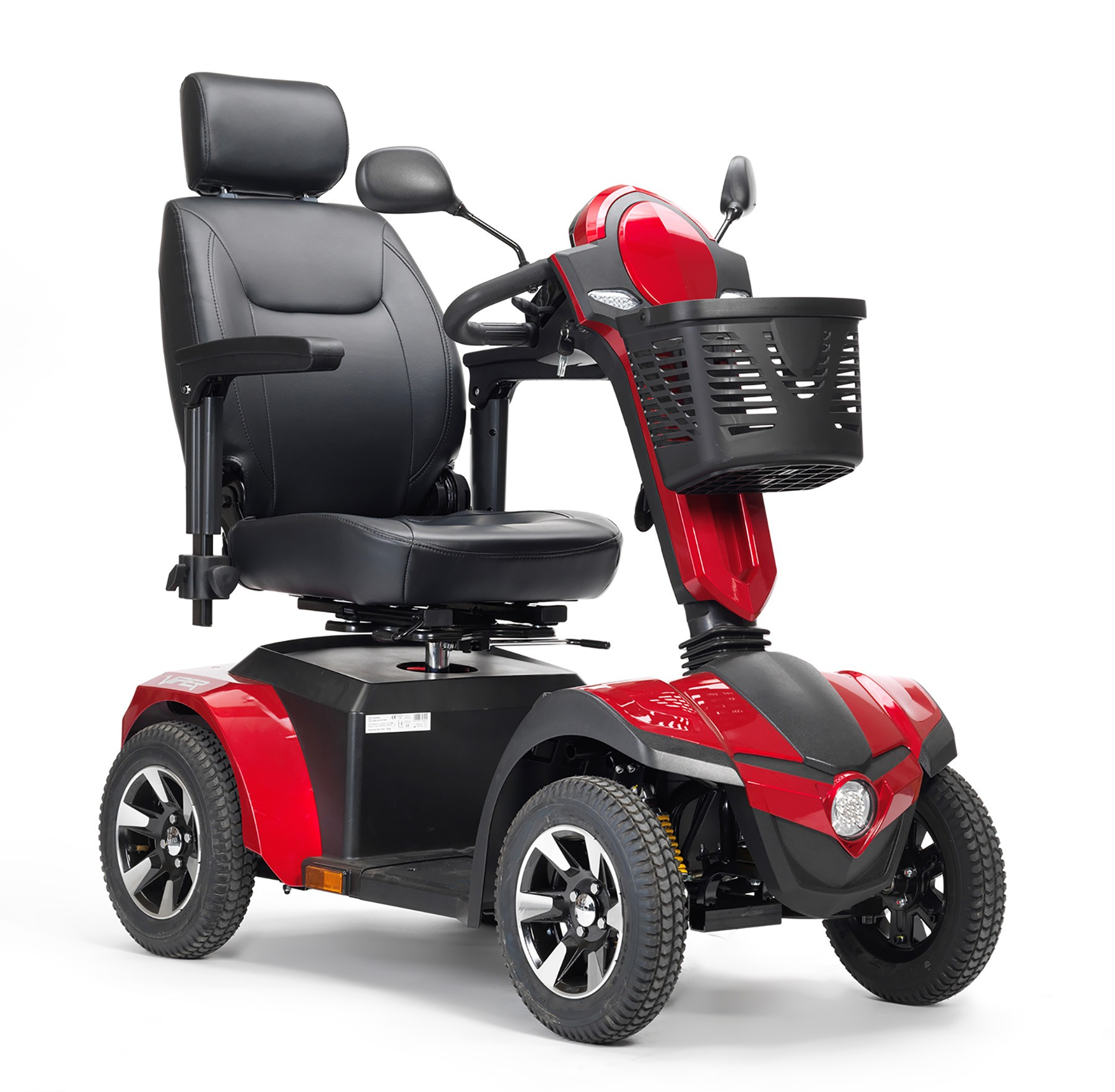 Panther Heavy Duty 4 Wheel Mobility Scooter