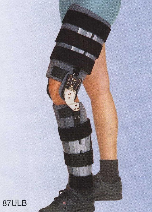 Brace Your Eyes The Most Beautiful Women On Earth: Bariatric Universal Leg Brace