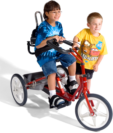 Medium Rifton Pediatric Adaptive Tricycle