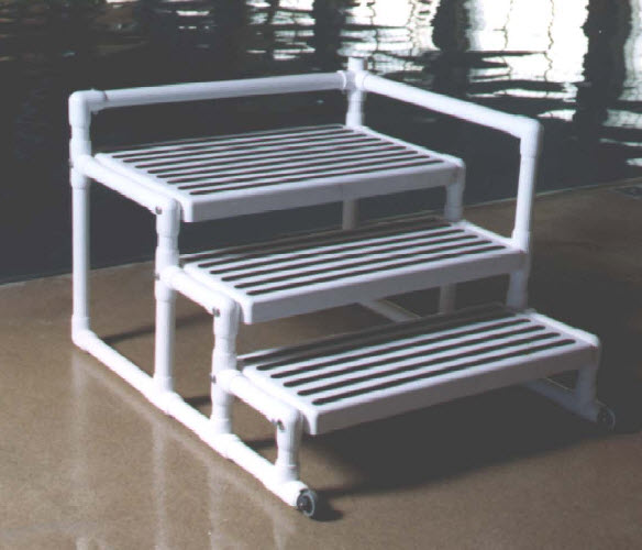 Aquatrek transfer platform mobility and 584 for Pool platform ideas