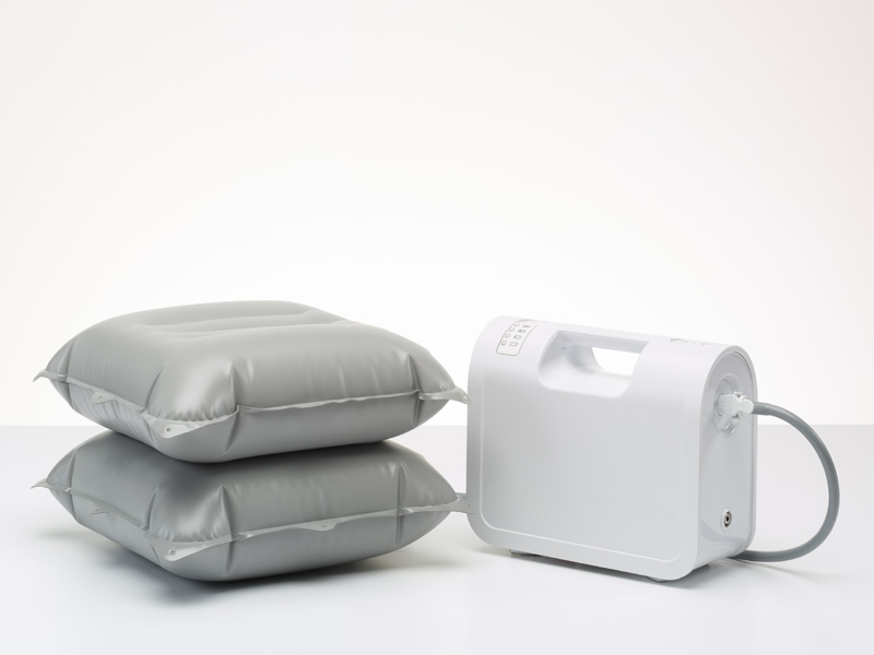 Raiser Inflatable Lifting Cushion for Sit-to-Stand Assistance