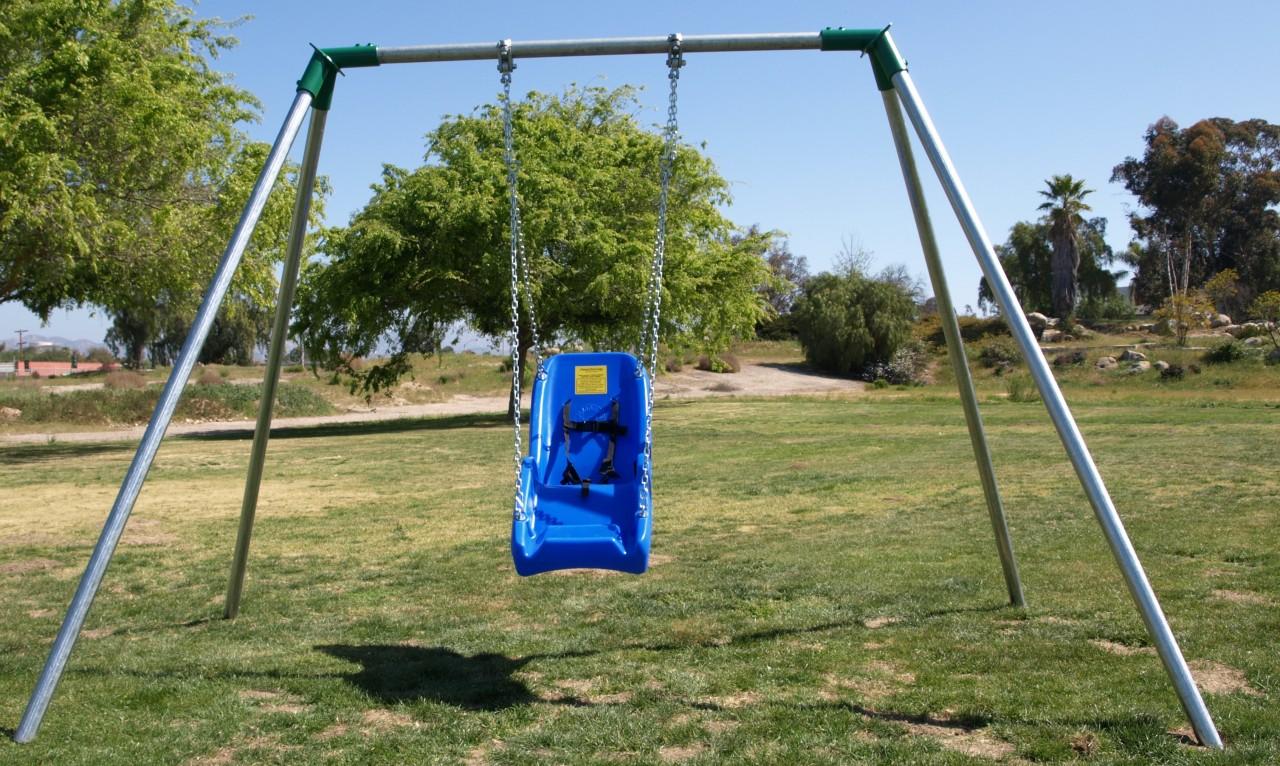 Jensen Swing Standard 8 Ft High Residential Swing Sets