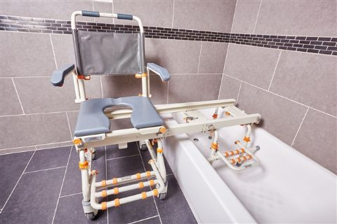 Tubbuddy Bathtub Transfer Chair Free Shipping