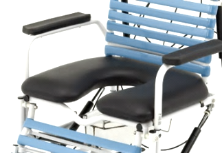 Broda Revive Tilt And Recline Shower Commode Chair