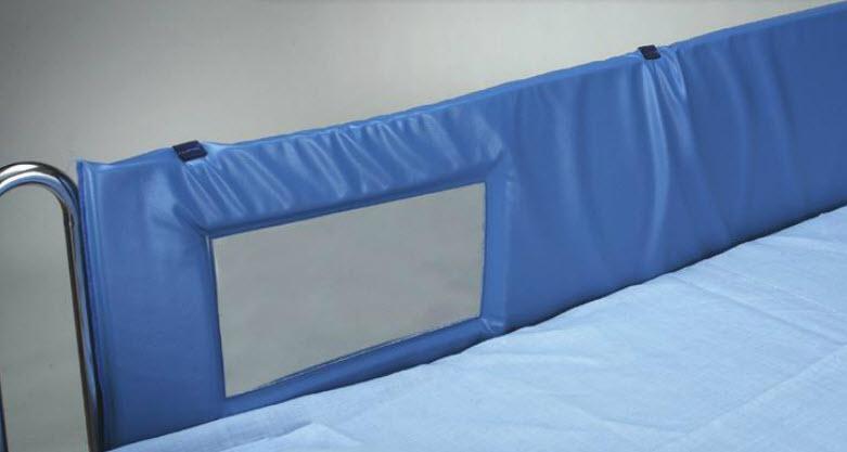 Skil Care Thru View Vinyl Bed Rail Pads Free Shipping