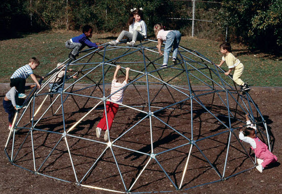 Super dome playground equipment free shipping - The geodesic dome in connecticut call of earth ...