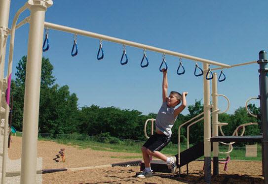 Climbing Rings Playground Equipment Free Shipping