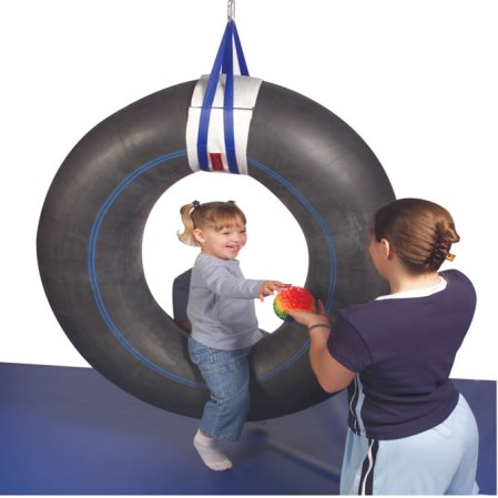 Inflatable Tube Indoor Therapy Swing Free Shipping