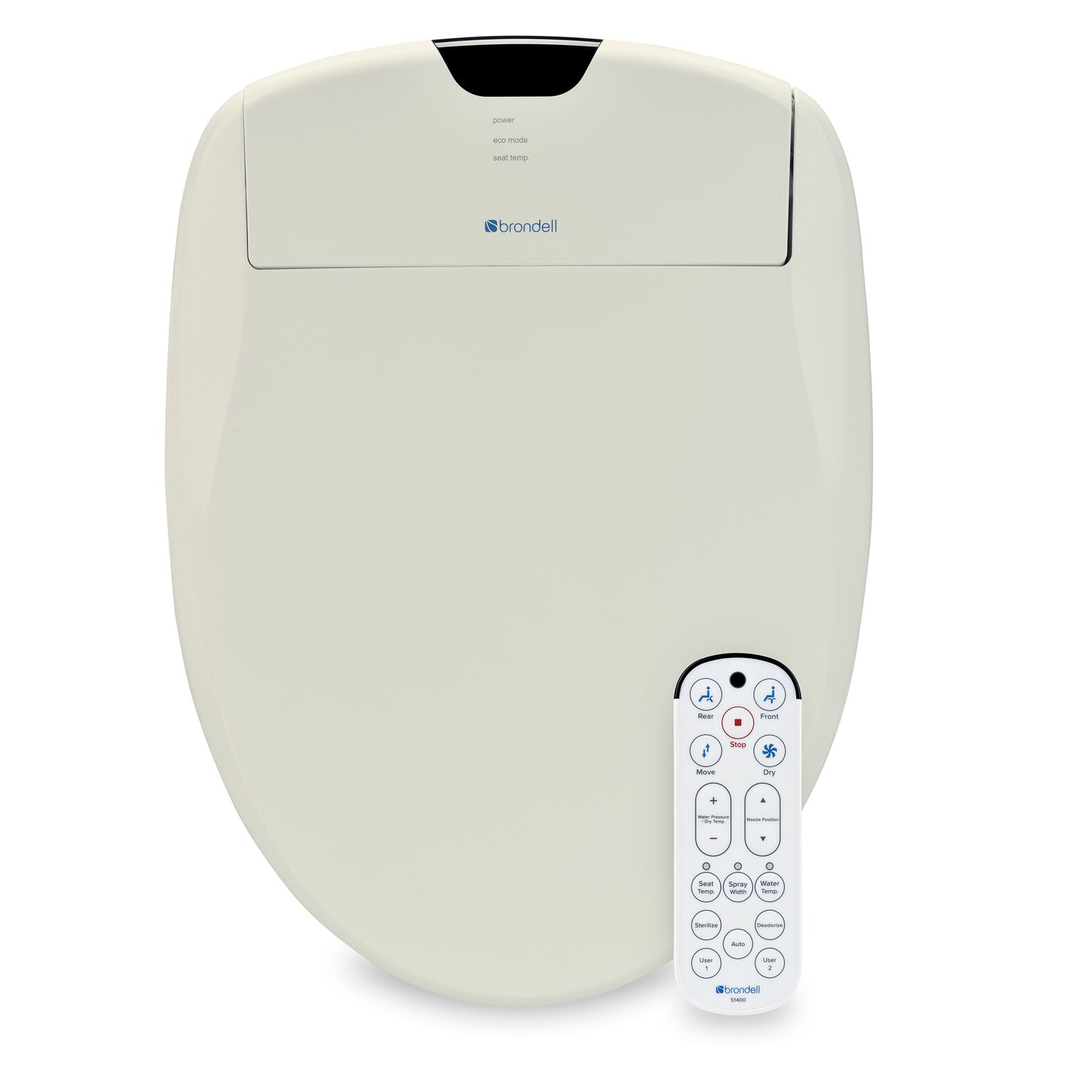 Swash 1400 Luxury Bidet Toilet Seat By Brondell