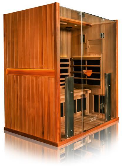 Clearlight Sanctuary 3 Person Infrared Sauna