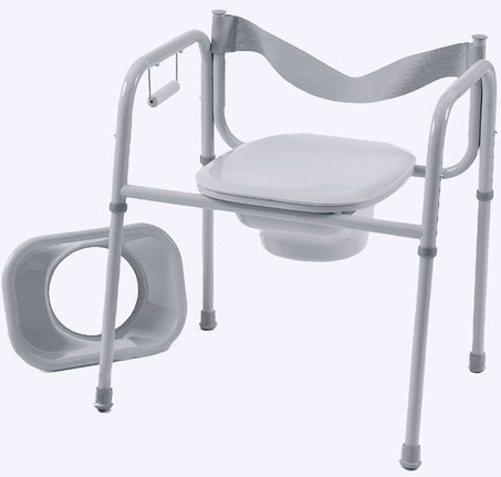 3 In 1 Universal Steel Bariatric Commode