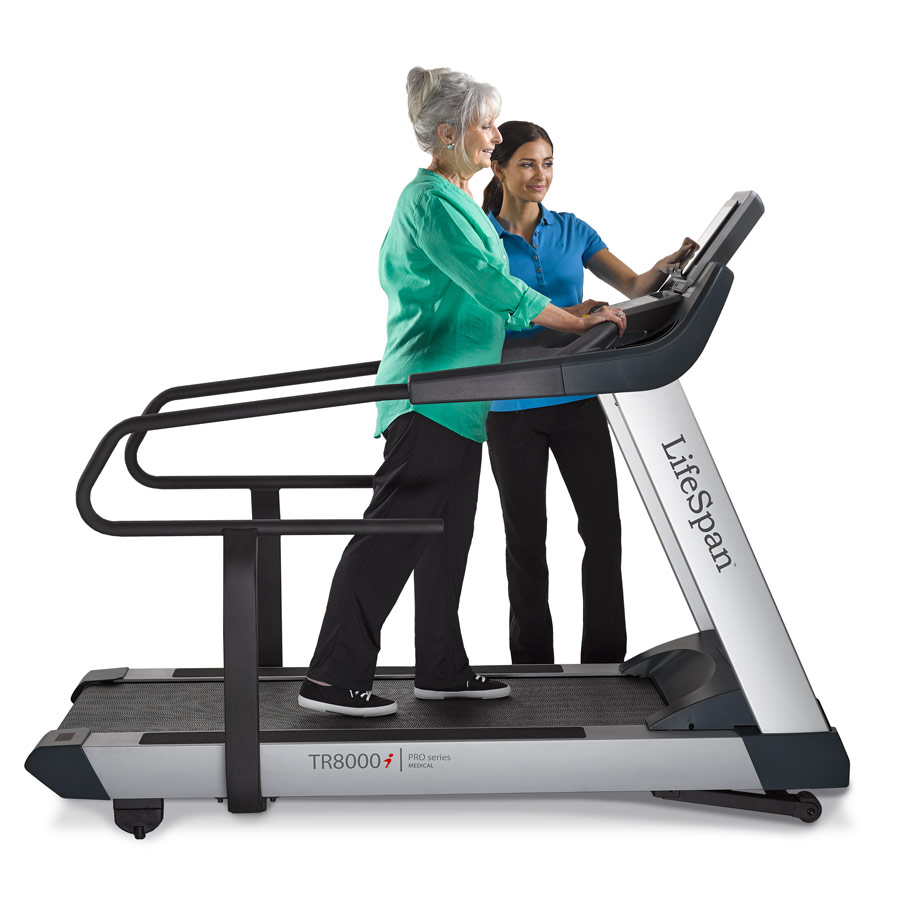 Tr8000i Medical Treadmill For Sale