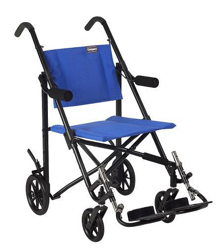 Lightweight Portable Travel Wheelchair By Pioneering Spirit