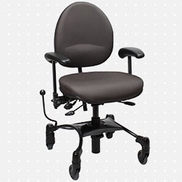 Tango 200E Office Chair with Electric Swivel