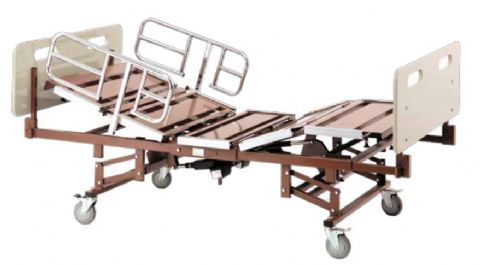Invacare Bar750 Bariatric Bed On Sale Free Shipping