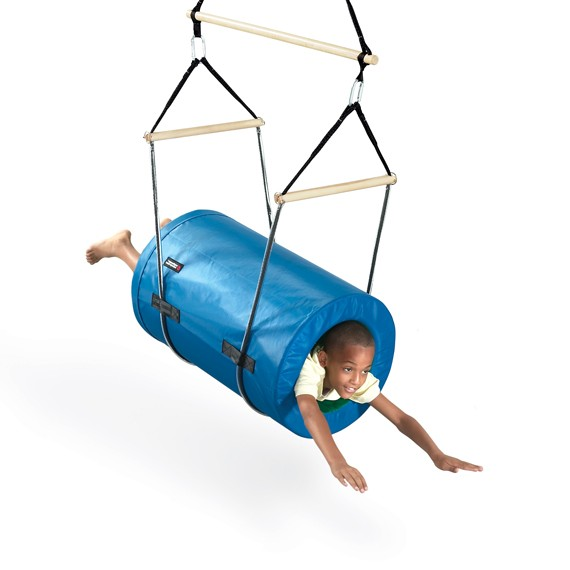 3 In 1 Versatile Barrel Swings For Play Therapy