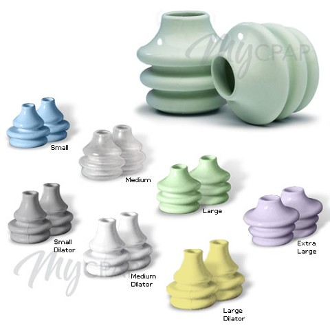 Breeze And Adam Nasal Cpap Pillows Free Shipping
