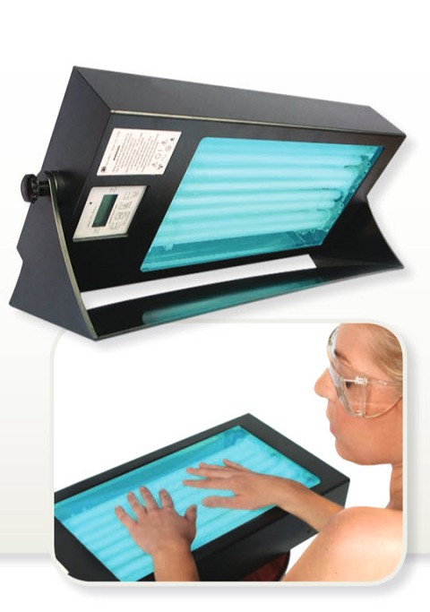 Series 1 Portable Phototherapy Narrow Band Uvb Unit To