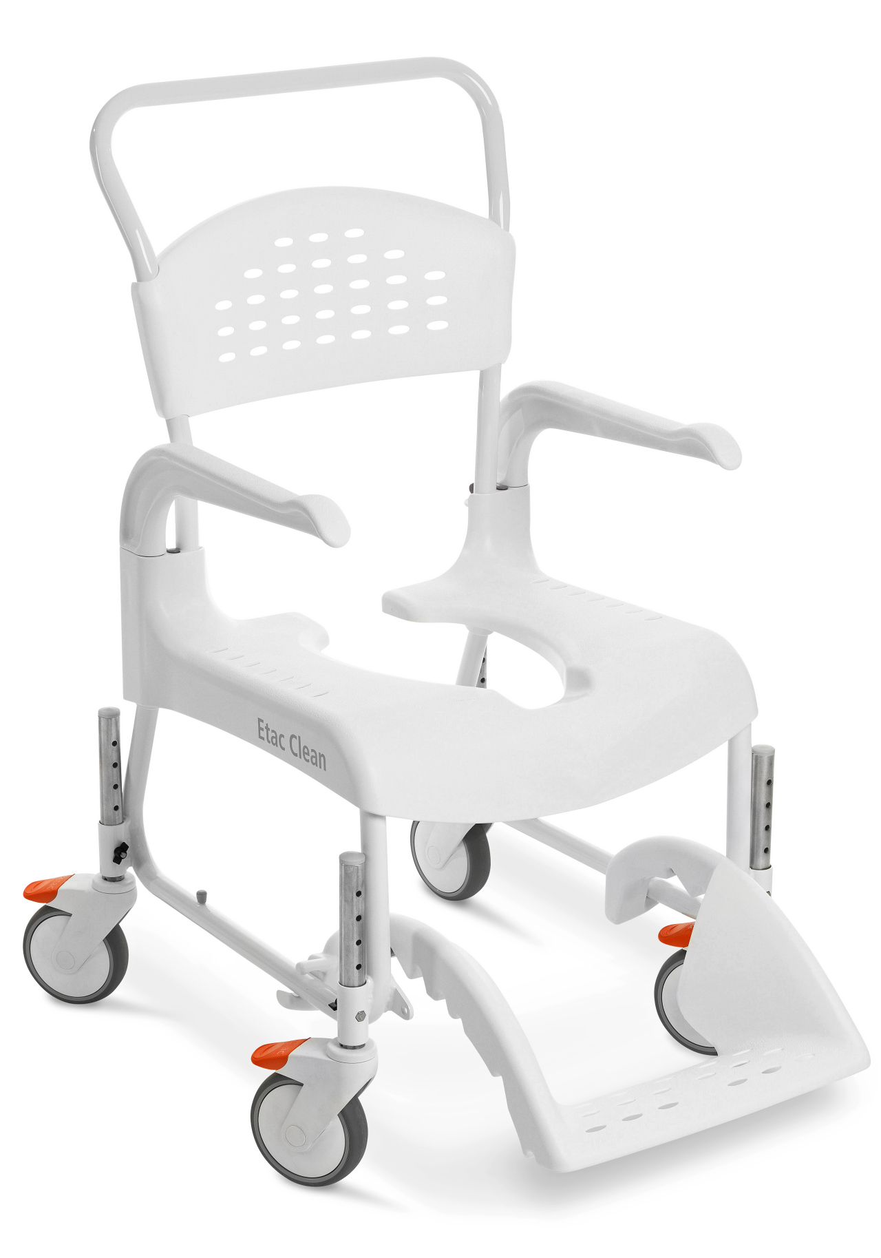 Etac Clean Height Adjustable Shower Chair