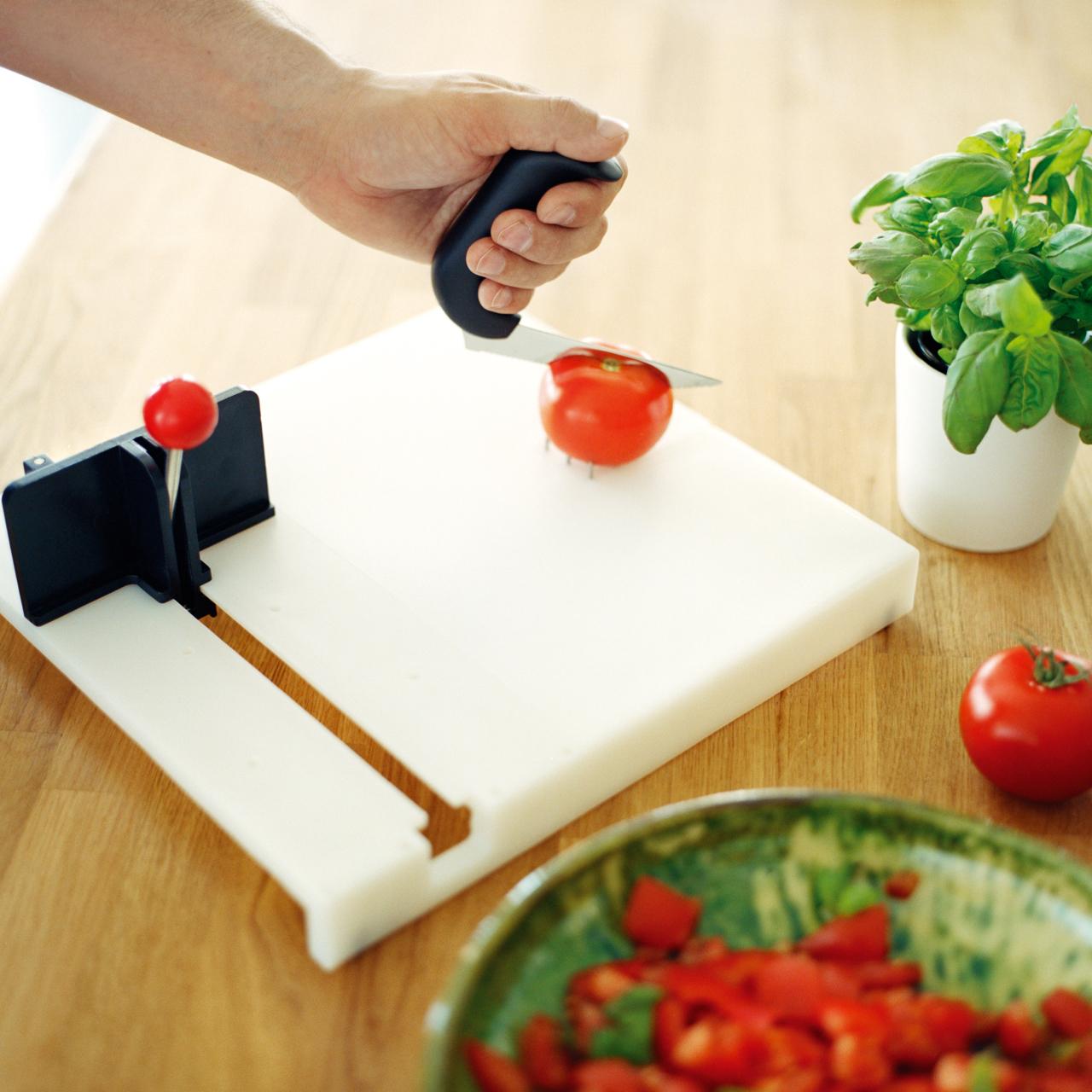etac fix one handed cutting board