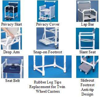Shower Chairs | Commode Chair | Shower Seat | Discount