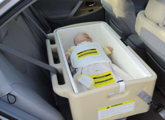 Hope Infant Special Needs Car Seat Bed