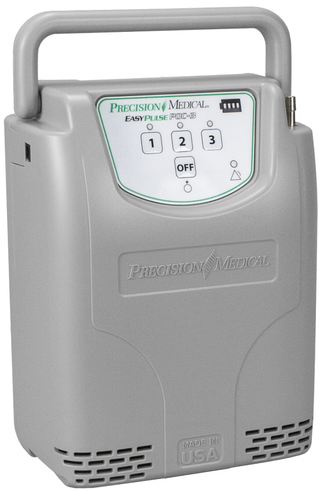Car Battery Charger Reviews >> EasyPulse POC-3 Portable Oxygen Concentrator