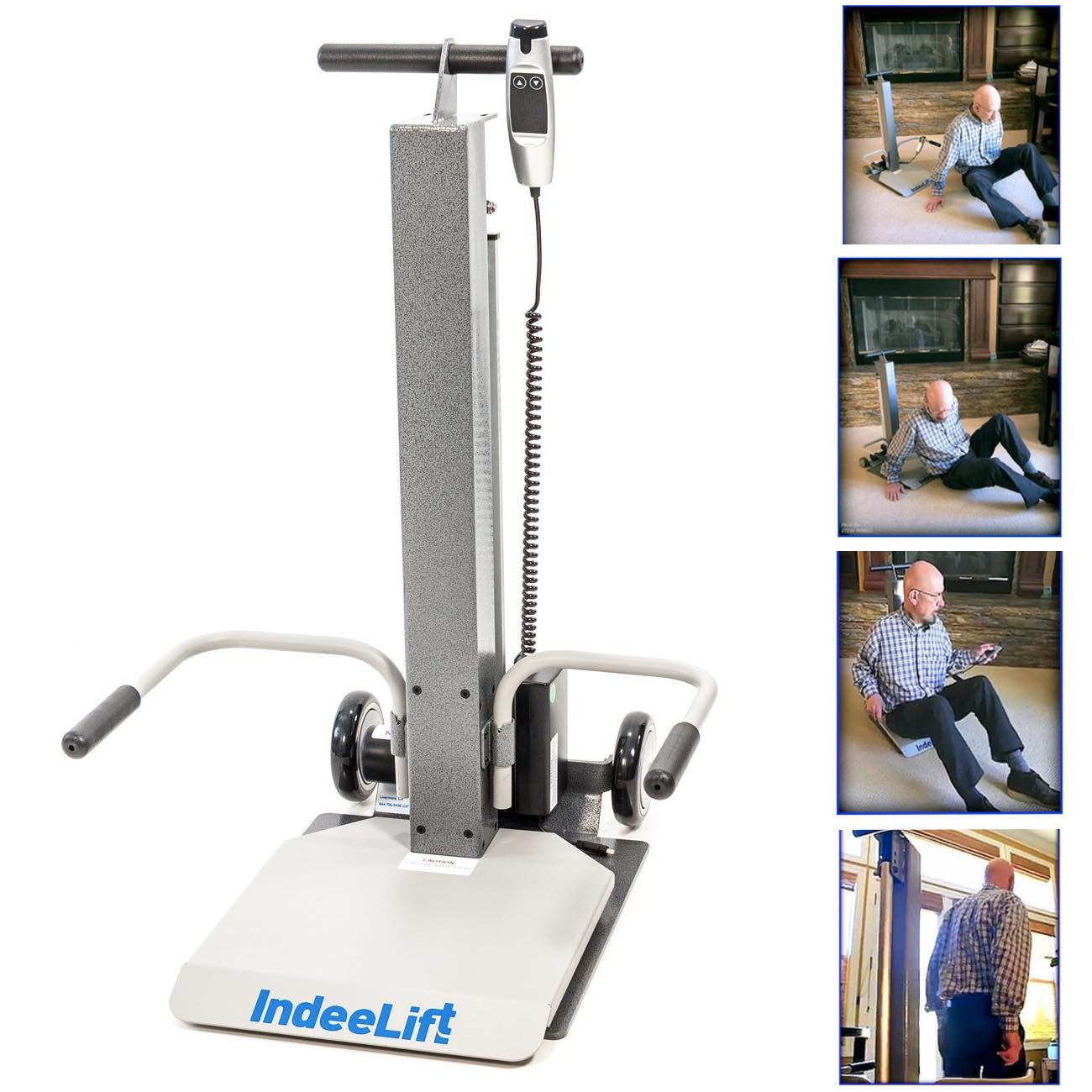 Indeelift Human Floor Lift For Fall Recovery