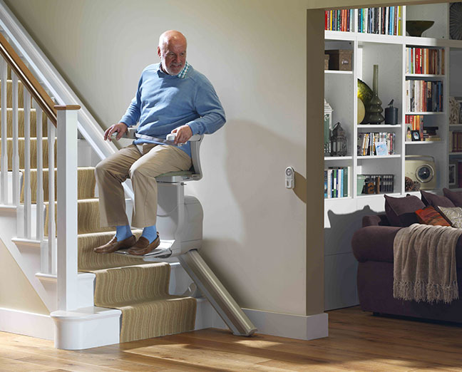 Butler Indoor And Outdoor Stair Lift Free Delivery And